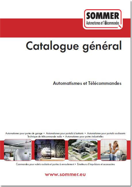 catalogue Sommer