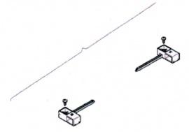 Accessoires pi ces d tach es de rechange motorisations de garage sommer - Reglage fin de course porte de garage sectionnelle ...